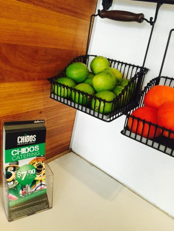 Chidos produce
