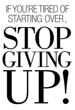 stopgivingup